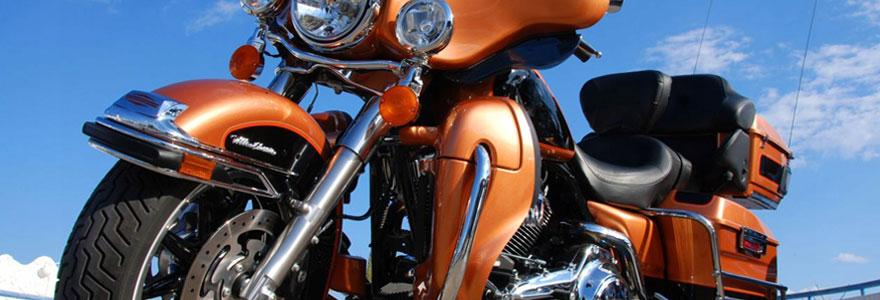 Achat de pièces détachées pour Harley à Paris