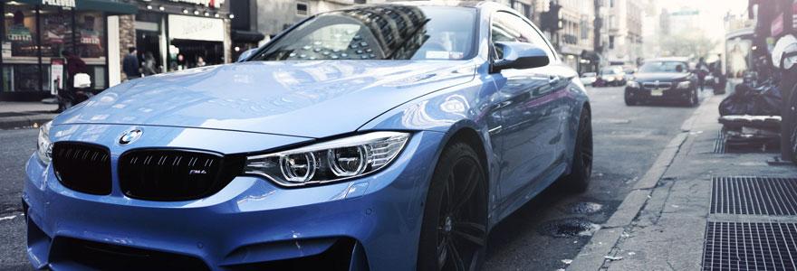 Achat de voiture BMW d'occasion
