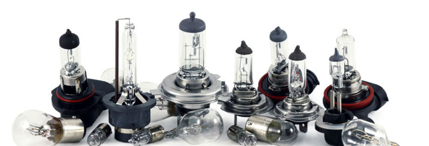 ampoules pour voiture