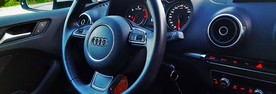 Audi d'occasion