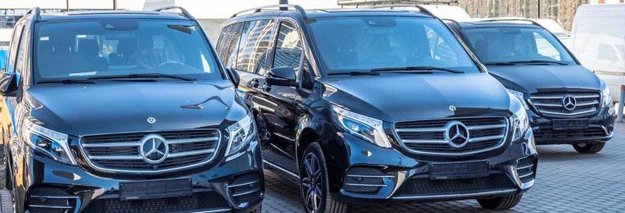 Camionnettes Mercedes