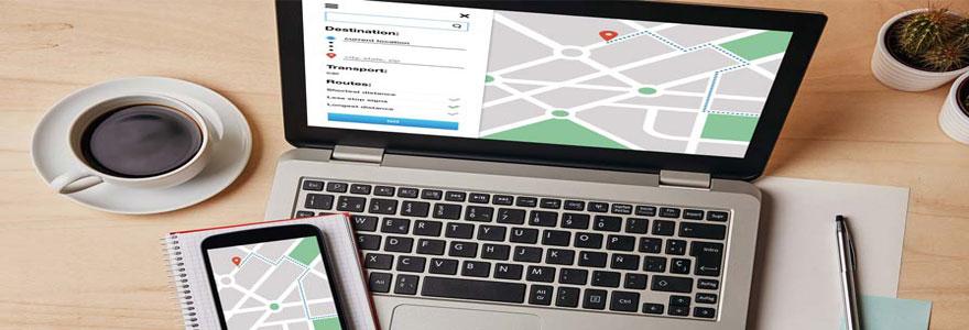 Recherche des adresses et coordonnées des entreprises