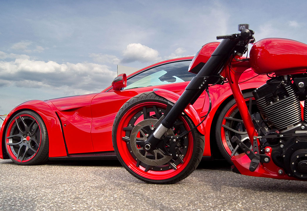 Tout l'univers de l'automobile et des deux roues